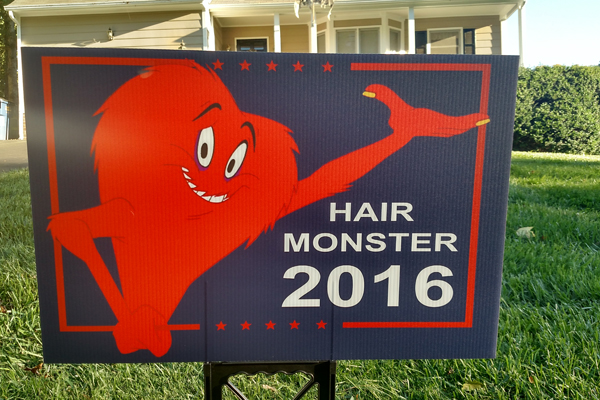 Hair Monster 2016
