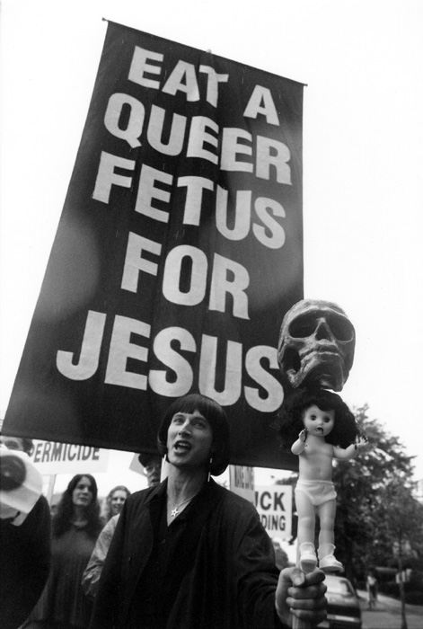 Eat a Queer Fetus for Jesus