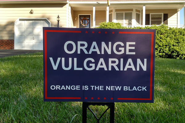 Orange Vulgarian: Orange Is The New Black