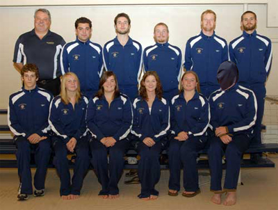 United States 2008 Olympic Waterboarding Team